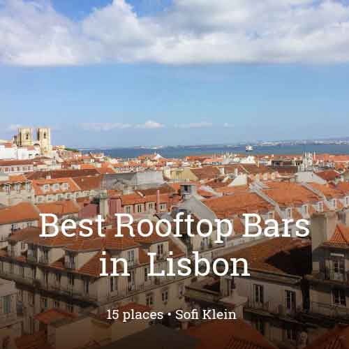 Featured List - Lisbon