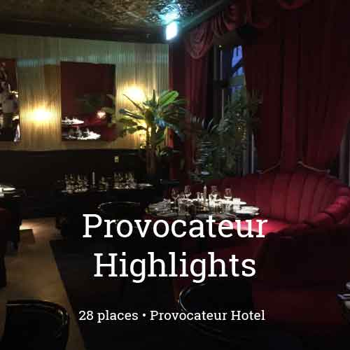 Featured List - Provocateur