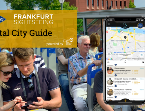 Gray Line Digitaler City Guide powered by myLike